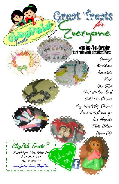ClayPlaz Treats ®