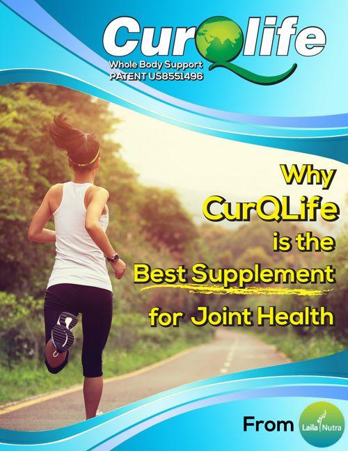 CurQLife Plus Best Joint Supplement