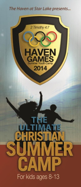 The Haven Games- The Ultimate Christian Summer Camp