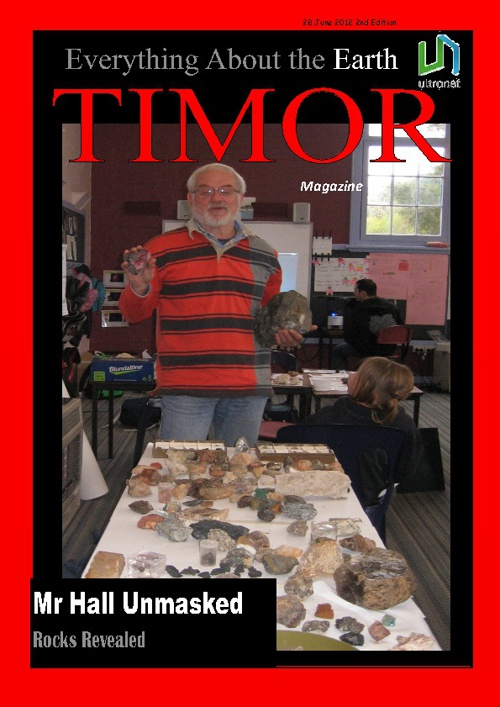 TIMOR MAGAZINE Edition 2 2012