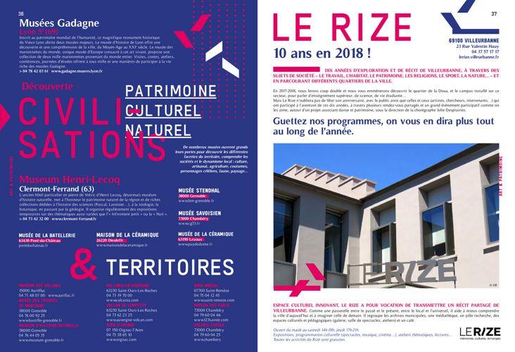 A la découverte des civilisations en Auvergne-Rhône-Alpes