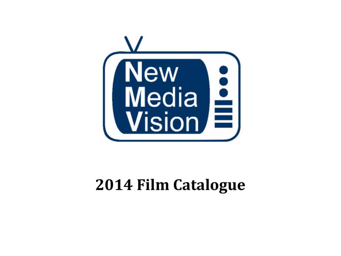 Film Selection NMV 2014 Film Catalogue