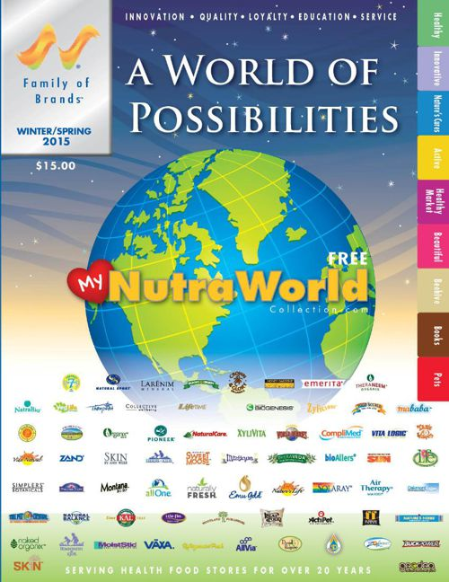 Nutraworld collection WS 2015