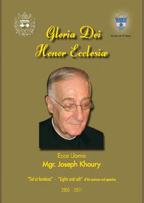 Gloria Dei Honor Ecclesiæ