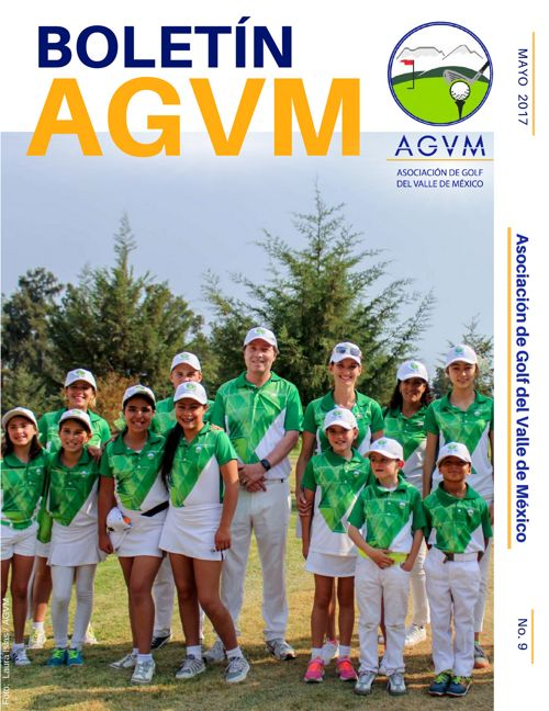 Boletín AGVM · No. 9 · MAYO 2017