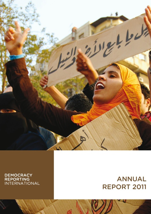 DRI Annual Report 2011