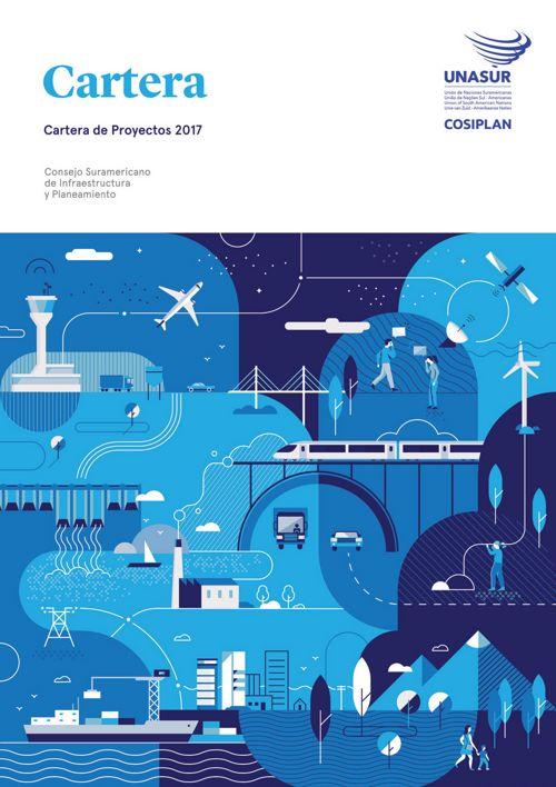 Informe de la Cartera de Proyectos del COSIPLAN 2017