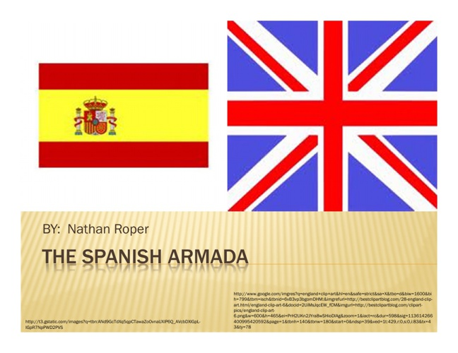 Spanish Armada by Nathan
