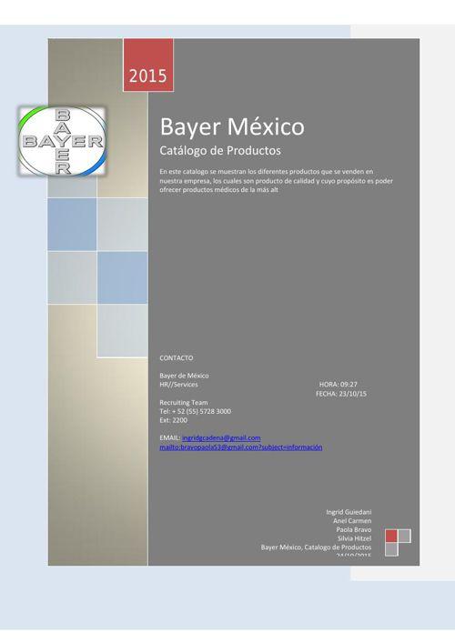 BAYER MÉXICO