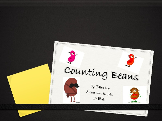 Counting Beans !