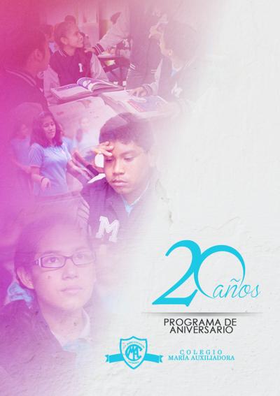 Programa de Aniversario 2015