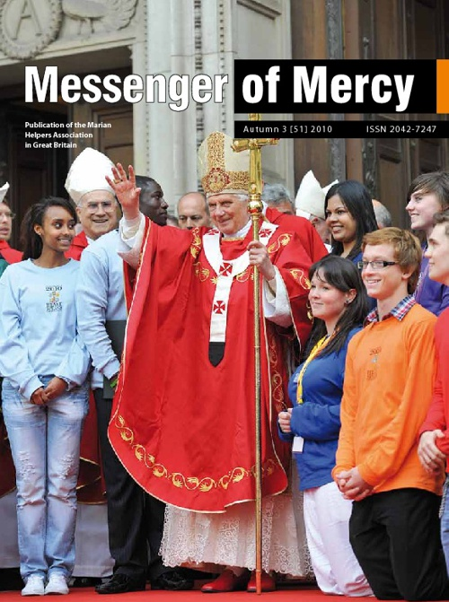 Messenger of Mercy issue 51 - Autumn 2010