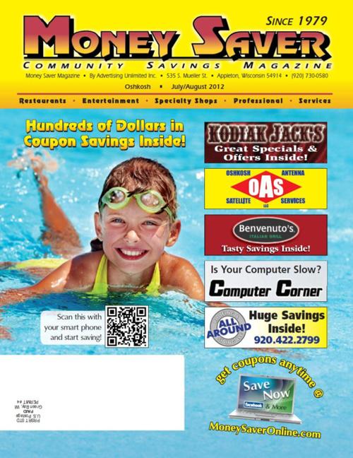 Money Saver Magazine Oshkosh 712