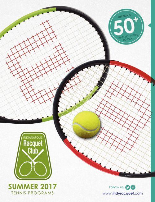 Summer 2017 Tennis Programs