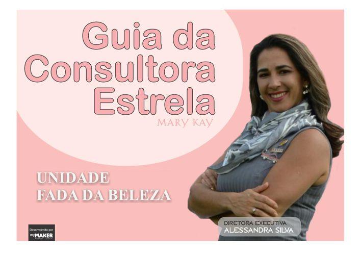 Guia da Consultora Estrela - Unid Fada da Beleza