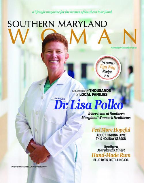 Southern Maryland Woman - November/December 2016