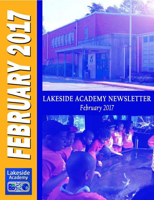 Lakeside February Newsletter