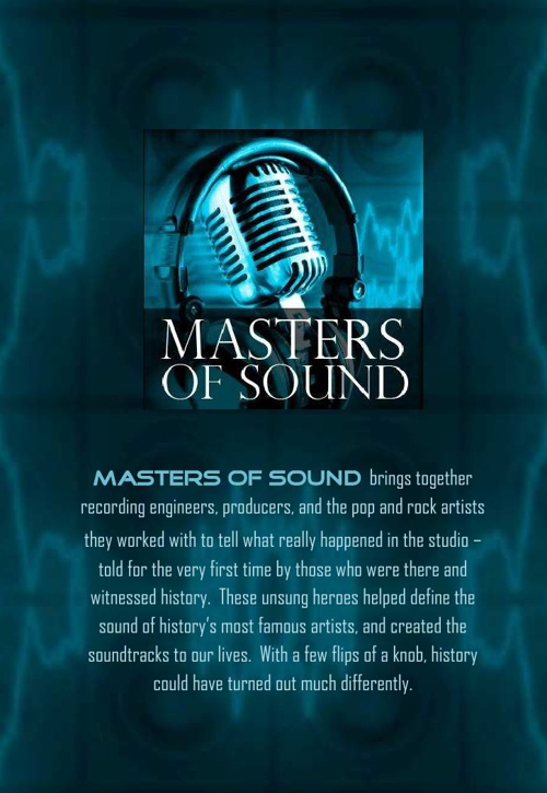 Masters Of Sound Pitch Book