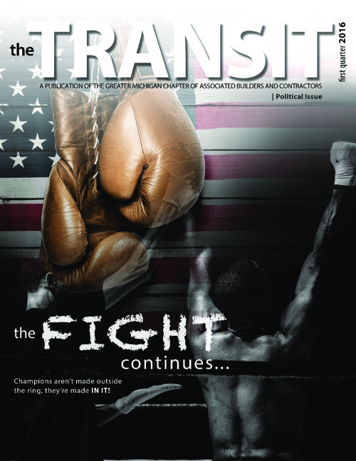 Transit Magazine - First Quarter 2016 Issue