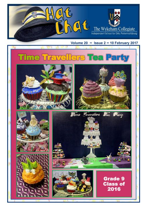 Hat Chat Volume 20 Issue 02 of 10 February 2017