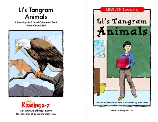 Li's Tangram Animals