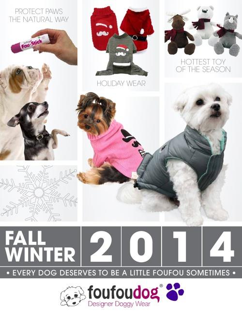 FouFou Dog® F/W 2014 Collection