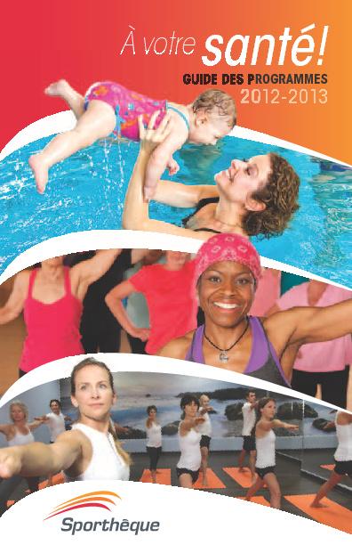 Guide des programmes 2012
