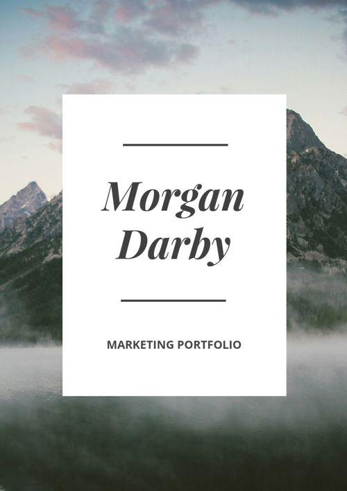 Morgan Darby Portfolio