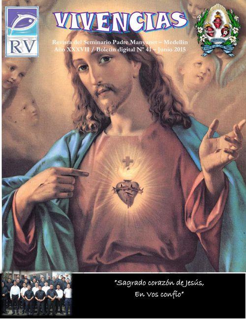 Edicion Revista Vivencias mes de junio 2015