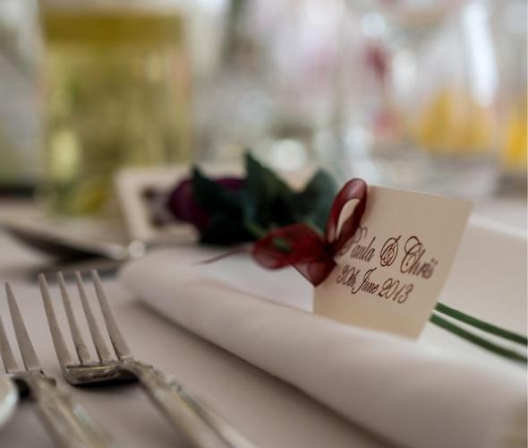 The Wedding of Chris & Paula Russ