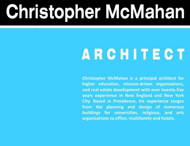 C McMahan, AIA Projects 2014