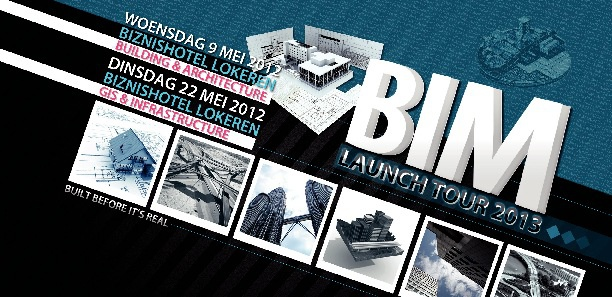 BIM Launch Tour 2013 (i-Theses)