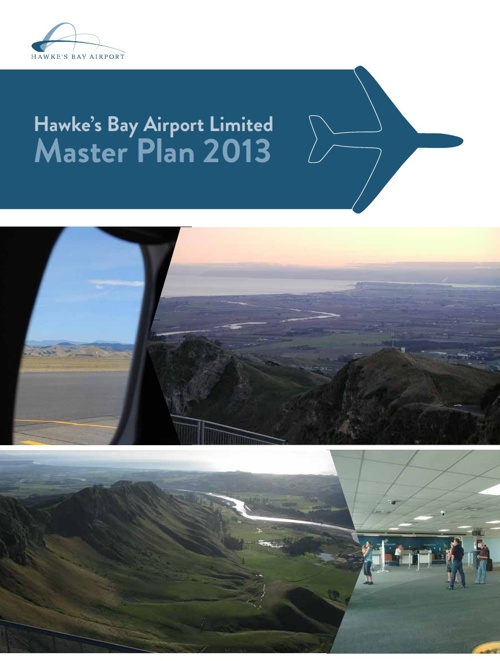 HB Airport Master Plan Volume 1