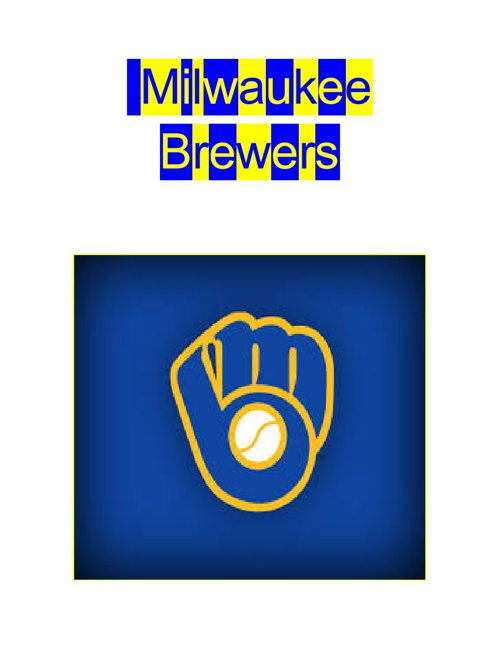 Milwaukee Brewers Season Preview- Patrick Young