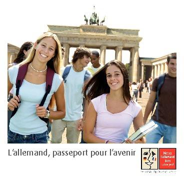 L'allemand passeport pour l'avenir