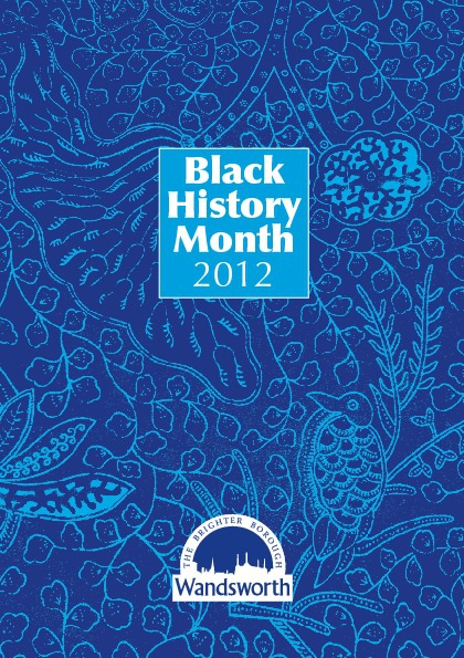 Wandeswoth Black History Month 2012