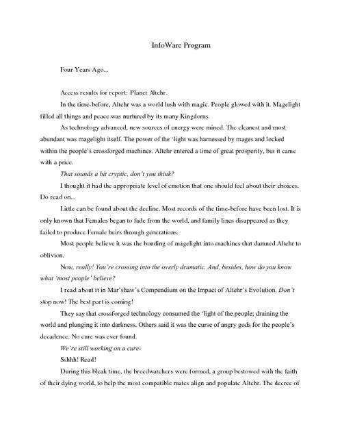 Bain of The Bar'axus Bridge Chronicles
