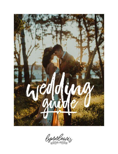 2017 Wedding Guide