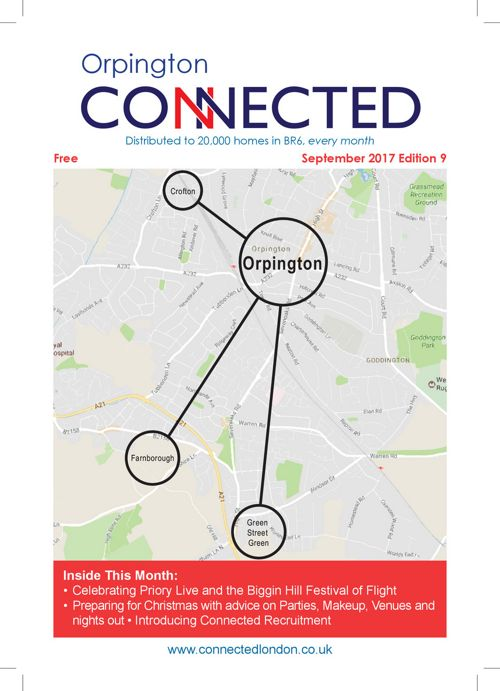 Orpington Connected September 2017