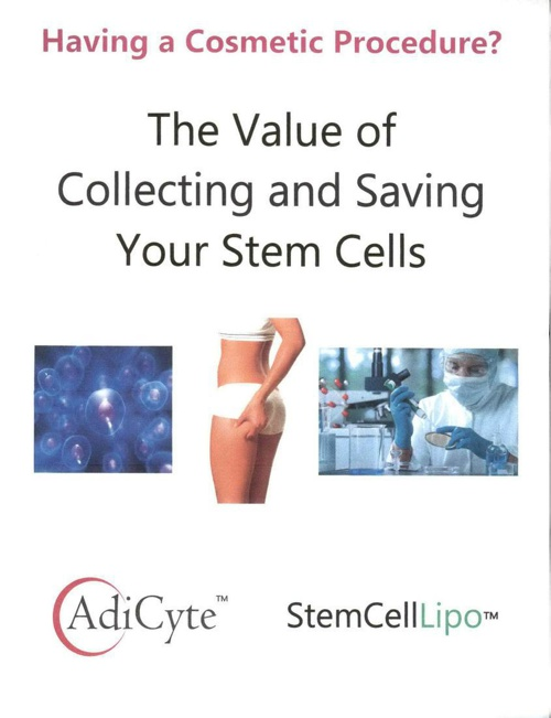 Adicyte Stem Cell Storage