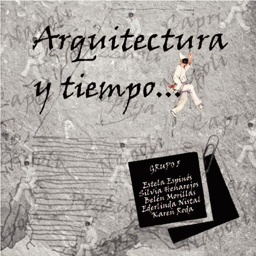 Grupo 5 - Arquitectura y tiempo