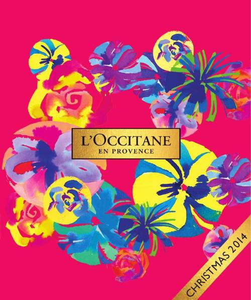 L'OCCITANE'S CHRISTMAS CATALOG 2014
