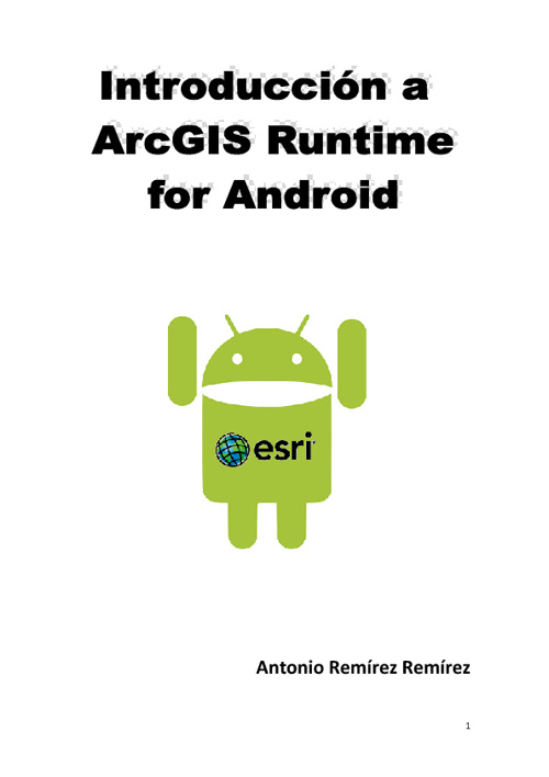 playGIS ArcGIS Runtime for Android