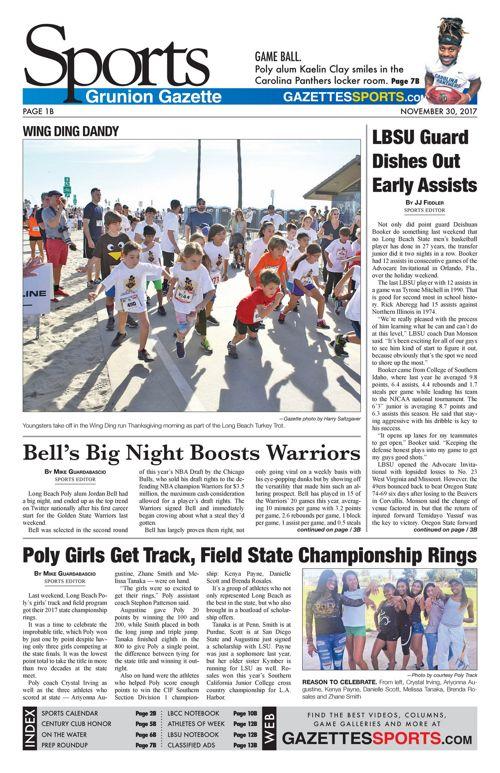 Gazette Sports 11-30-17