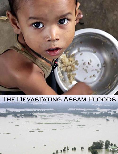 Report on Assam Floods