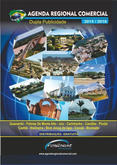 Agenda regional Paulonet