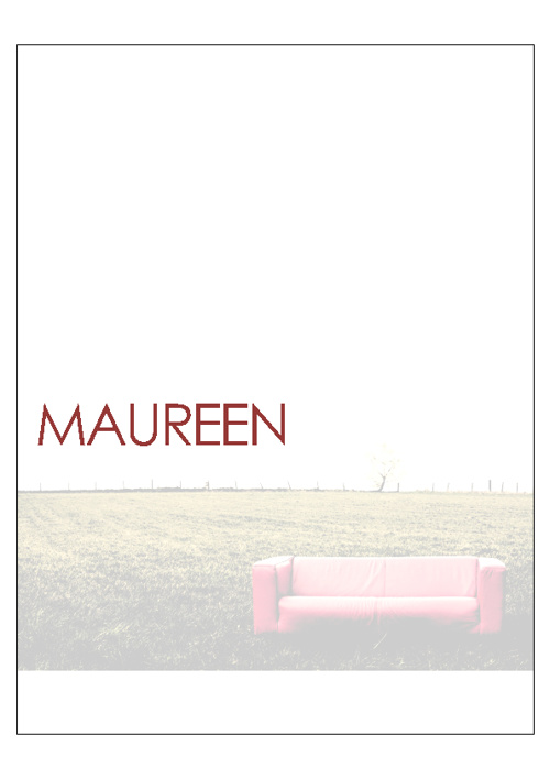 Copy of Maureen - fotoboek