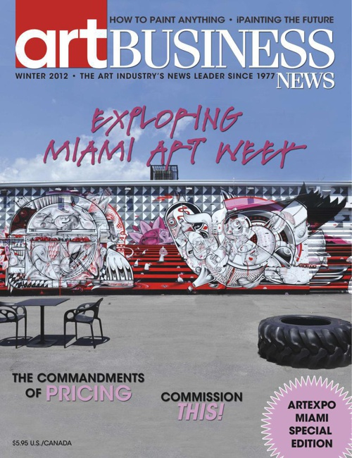 ABN Winter Issue 2012: Exploring Miami Art Week