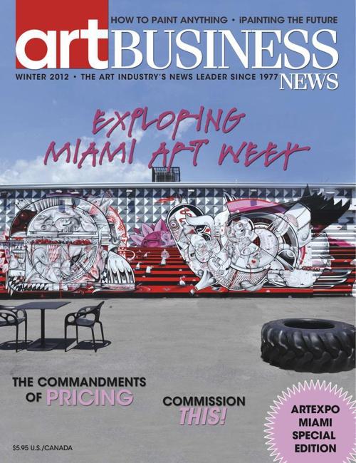ABN Winter Issue 2012: Exploring Miami Art Week
