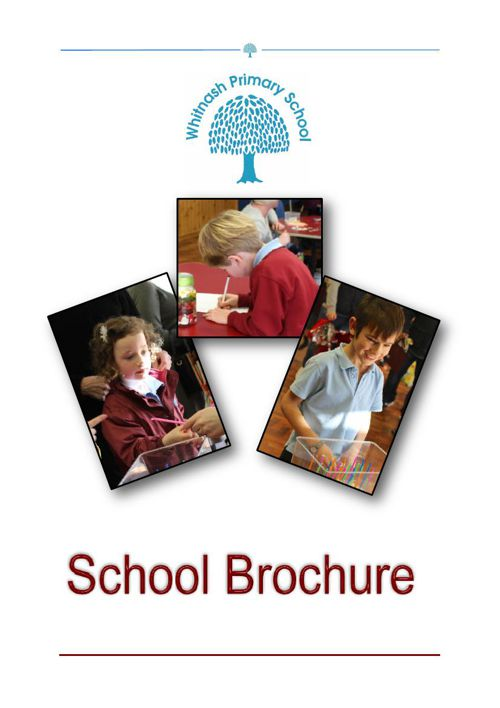 Whitnash Primary School Brochure 2015